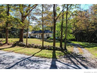 Canton Single Family Home For Sale: 41 Old Canton Road
