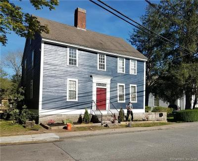 Stonington Multi Family Home For Sale: 46-48 Main Street