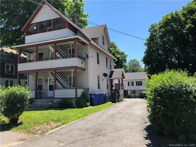 Torrington CT Multi Family Home For Sale: $299,000
