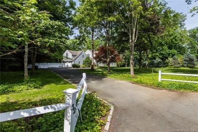 Ridgefield Single Family Home For Sale: 32 Country Club Road