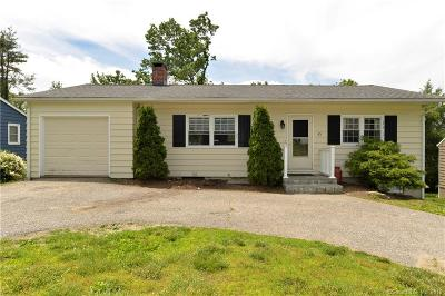 Brookfield Single Family Home For Sale: 43 Candlewood Shores Road