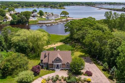 Stonington Single Family Home For Sale: 5 Wamphassuc Road