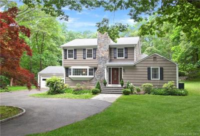 Wilton Single Family Home For Sale: 63 Old Kingdom Road