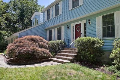 Simsbury Single Family Home For Sale: 13 Park Road