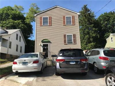 Norwich Single Family Home For Sale: 97 Dunham Street