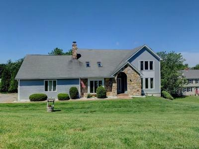 Seymour Single Family Home For Sale: 5 Deer Run Drive