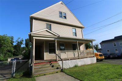Meriden Single Family Home For Sale: 599 North Colony Street