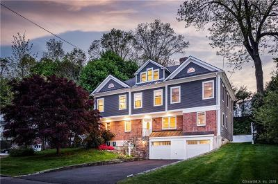 Stamford Single Family Home For Sale: 83 Alton Road