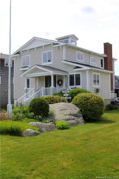Groton Single Family Home For Sale: 10 Cove Street