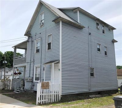 Naugatuck Multi Family Home For Sale: 14 Diamond Street