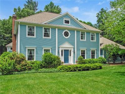 Simsbury Single Family Home For Sale: 5 Joyce Lane