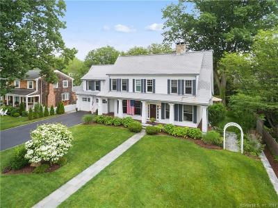 Fairfield CT Single Family Home For Sale: $1,569,000