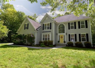 Stonington Single Family Home For Sale: 200 Dawley Drive