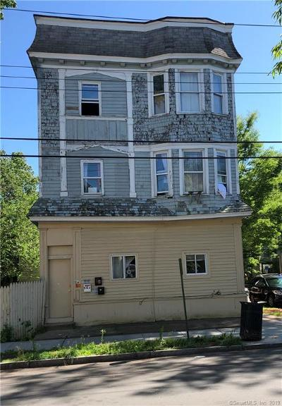New Haven Multi Family Home For Sale: 86 Read Street