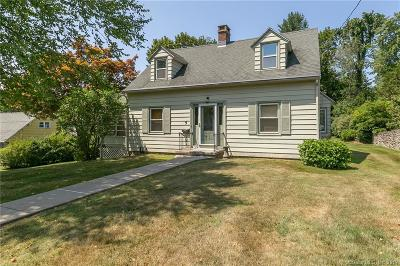 Plymouth Single Family Home For Sale: 5 Prospect Street Extension