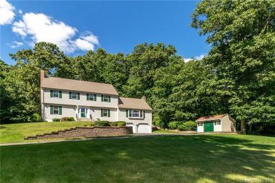 Ellington Single Family Home For Sale: 81 Muddy Brook Road