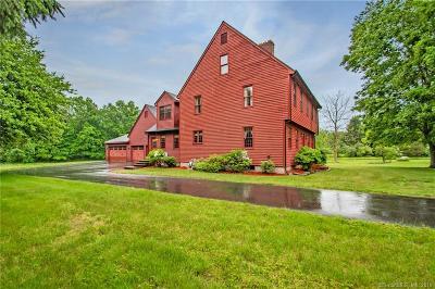Hebron Single Family Home For Sale: 26 Senate Brook Drive