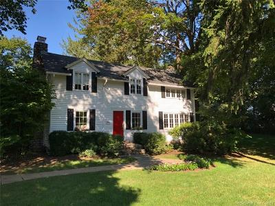 Westport Single Family Home For Sale: 326 Wilton Road
