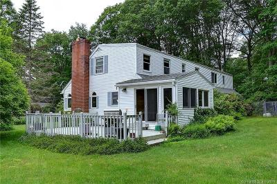Bolton Single Family Home For Sale: 200 Hebron Road