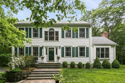 Madison Single Family Home For Sale: 21 Martleshamheath Lane