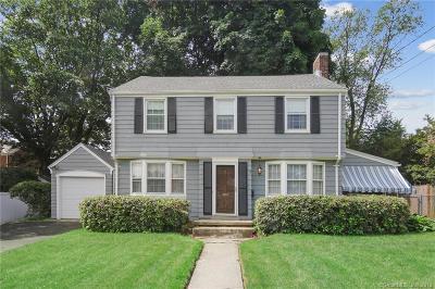 West Hartford Single Family Home For Sale: 7 Webster Hill Boulevard