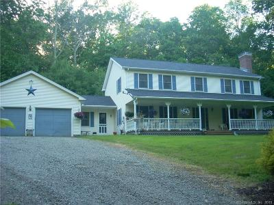 Stafford Single Family Home For Sale: 28 Dunay Road