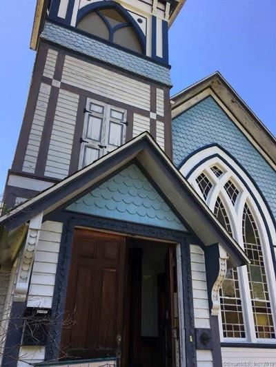 Canton Single Family Home For Sale: 13 Center Street