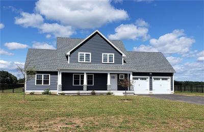 East Windsor Single Family Home For Sale: Jessie Lane