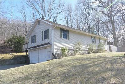 Wolcott Single Family Home For Sale: 56 Garthwait Road