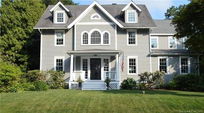 New Canaan Single Family Home For Sale: 31 Oak Street