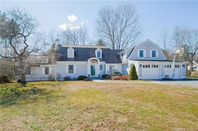 West Hartford Single Family Home For Sale: 33 High Farms Road