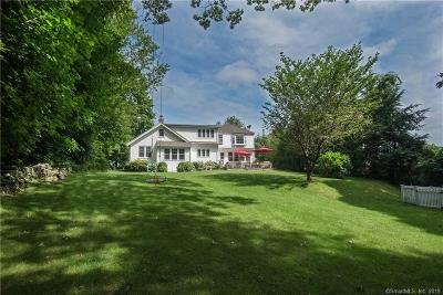 New Canaan Single Family Home For Sale: 46 Grace Street