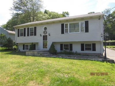 Wolcott Single Family Home For Sale: 13 Steele Avenue