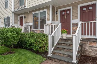 Stamford Condo/Townhouse For Sale: 85 Camp Avenue #11E