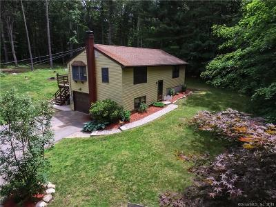 Coventry Single Family Home For Sale: 550 Main Street