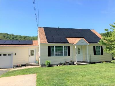 Beacon Falls Single Family Home For Sale: 223 Burton Road