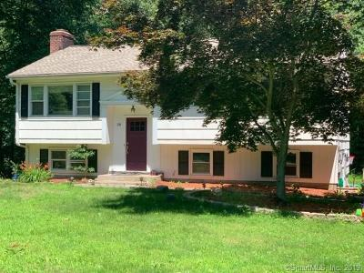 Monroe Single Family Home For Sale: 58 Hiram Hill Road