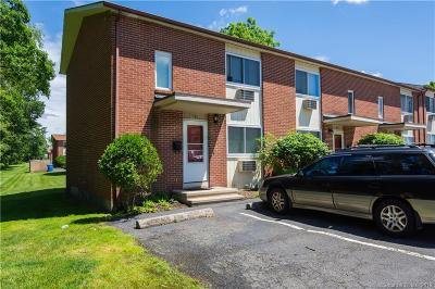 New Britain Condo/Townhouse For Sale: 190 Pierremount Avenue #190