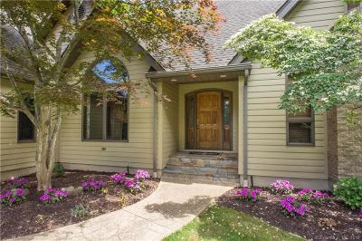 Simsbury Single Family Home For Sale: 26 Stafford Road