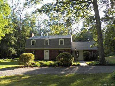 Pomfret Single Family Home For Sale: 779 Mashamoquet Road