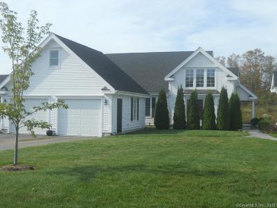 East Haddam Condo/Townhouse For Sale: 16 Mirror Pond Road #16