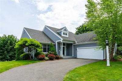 Cromwell Single Family Home For Sale: 4 Lower Heatherwood