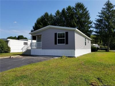 Groton Single Family Home For Sale: 228 F Street