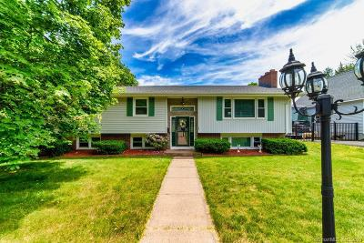 South Windsor Single Family Home For Sale: 50 High Ridge Road