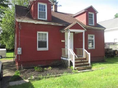 Enfield Single Family Home For Sale: 16 Brainard Road