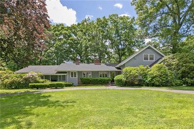 Fairfield Single Family Home For Sale: 53 Cedar Woods Lane