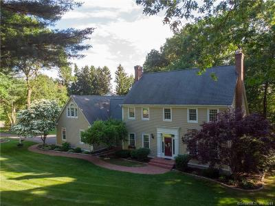 South Windsor Single Family Home For Sale: 122 Greenwood Drive