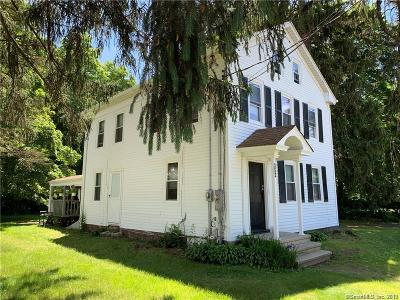 Wallingford Multi Family Home For Sale: 353 Church Street