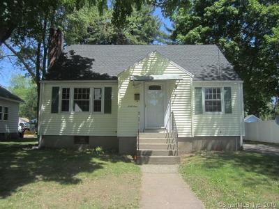 Windsor Single Family Home For Sale: 69 Skitchewaug Street