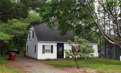 Naugatuck Single Family Home For Sale: 87 Sunburst Road